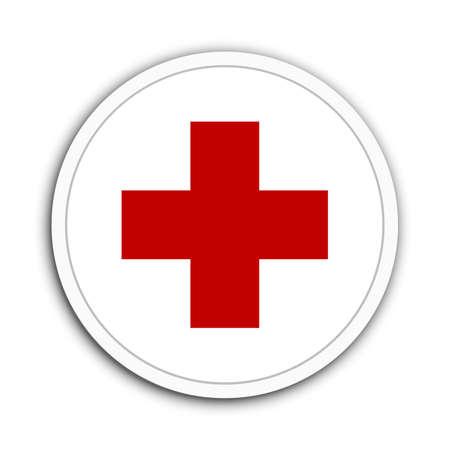Photo pour Red Cross - image libre de droit