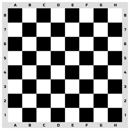 Ilustración de Chess board  pattern. - Imagen libre de derechos