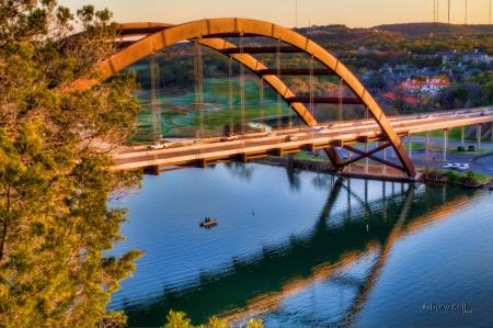 PennyBacker Bridge, Austin, TX