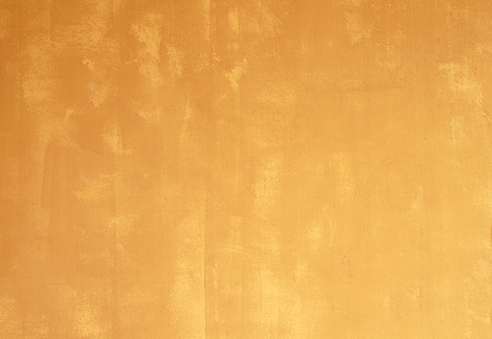 Photo for Yellow cement wall textured background. - Royalty Free Image