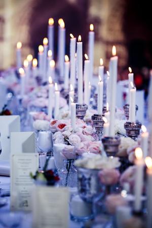 Photo pour Wedding reception - image libre de droit