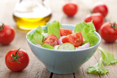 Photo pour fresh salad - image libre de droit