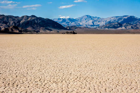 Photo for The Racetrack in Death Valley, California - Royalty Free Image