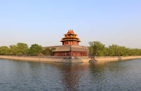 Photo pour building in  the Imperial Palace - image libre de droit