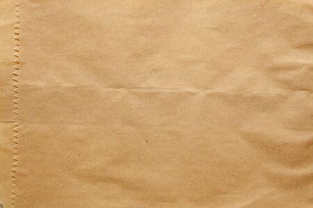 Foto de Paper bag texture background - Imagen libre de derechos