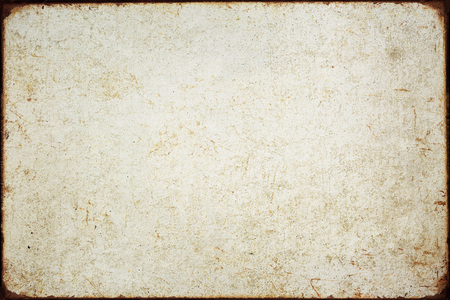 Photo pour Grunge iron plate texture background - image libre de droit