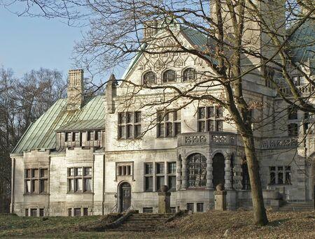 Photo for haunted house-Grabau-Germany - Royalty Free Image