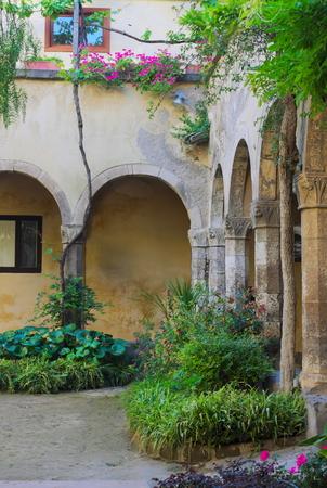 Photo for Monastery San Francesco-I-Sorrento-Italy - Royalty Free Image