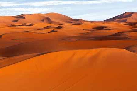 Foto de Dunes in Morocco - Imagen libre de derechos