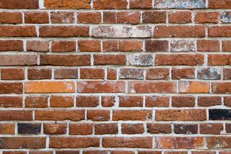Foto de Old brick wall. Texture for background. - Imagen libre de derechos
