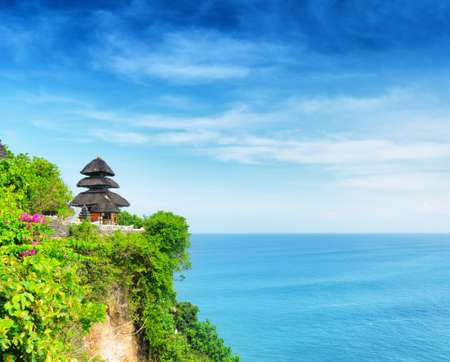 Photo for Uluwatu temple, Bali, Indonesia. - Royalty Free Image
