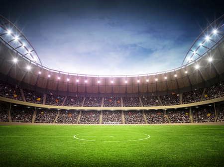 Photo pour stadium - image libre de droit