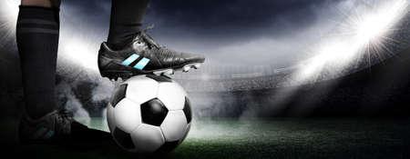 Photo pour soccer - image libre de droit