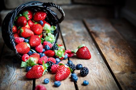 Foto de berries - Imagen libre de derechos