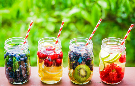 Photo for detox water - Royalty Free Image