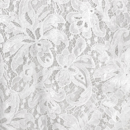 Wedding white lace background