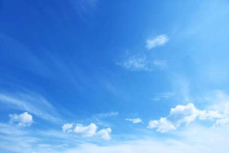 Photo pour Blue sky.  - image libre de droit