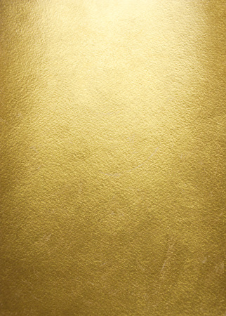 Photo for Gold background. Rough golden texture. Luxurious gold paper template for your design. - Royalty Free Image