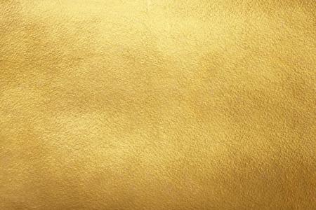 Photo pour Gold background. Rough golden texture. Luxurious gold paper template for your design. - image libre de droit