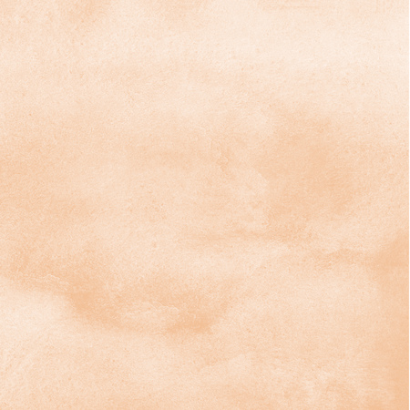 Photo pour Natural, rose beige watercolor background with stains. Human skin, foundation color painted watercolor texture. Pastel, soft, light brown aquarelle template for banners, posters. - image libre de droit