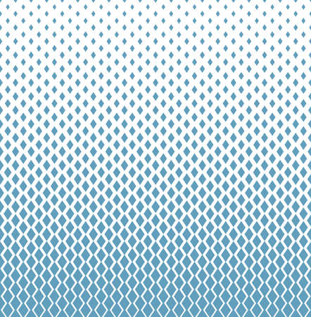 Illustration pour Abstract geometric pattern. Vector background. White and blue ornament. Graphic modern pattern - image libre de droit