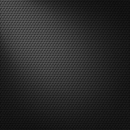 Black cell carbon pattern with spot light mask
