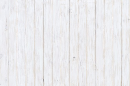 Foto de white wooden plank texture, light natural background - Imagen libre de derechos