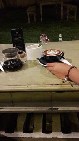 Foto de Coffee please - Imagen libre de derechos