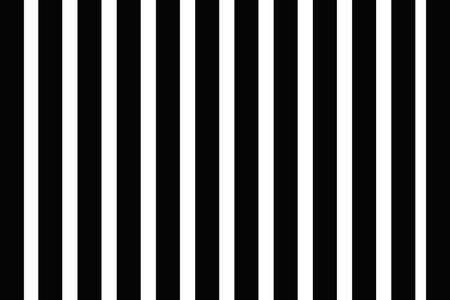 Ilustración de Illustration of black and white stripes, used for backgrounds. -EPS-10.Vector Illustration - Imagen libre de derechos