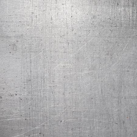 Foto de Scratched metal texture - Imagen libre de derechos