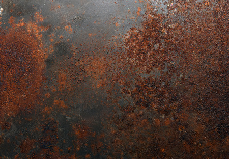 Photo pour Rusted metal background - image libre de droit