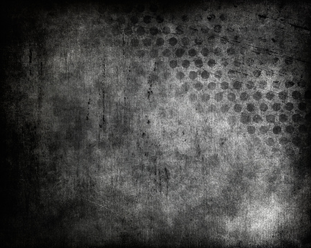 Photo for Black grunge texture - Royalty Free Image