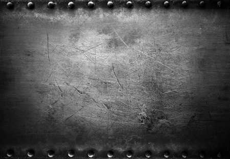 Photo pour Grunge metal background - image libre de droit