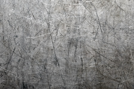 Photo for Scratched metal background - Royalty Free Image