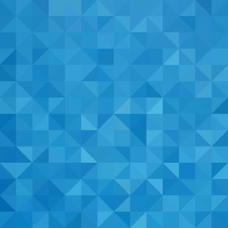 Ilustración de Abstract Blue Background - Imagen libre de derechos