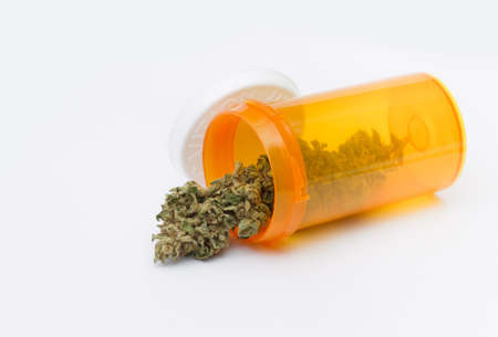 Photo for Medical Marijuana Concept - Royalty Free Image