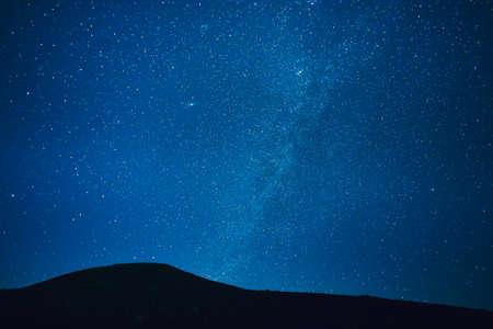 Photo pour Stars in the Night Sky - image libre de droit
