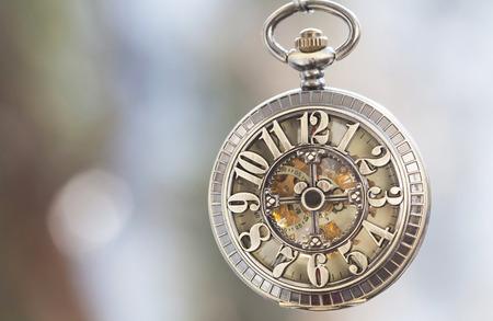 Foto de Old pocket watch - Imagen libre de derechos