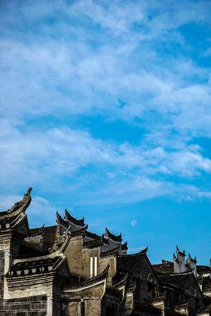 Photo pour Fenghuang Ancient City - image libre de droit