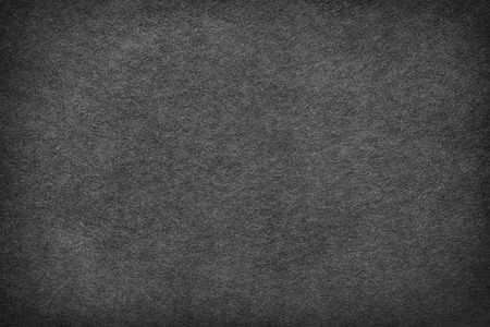 Foto de Abstract black and white background based on natural felt texture - Imagen libre de derechos