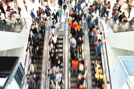 Photo pour rush hour - image libre de droit