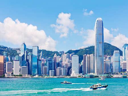 Foto de hong kong - Imagen libre de derechos