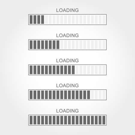 Illustration pour Loading icon vector illustration. - image libre de droit