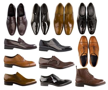 men shoes collection