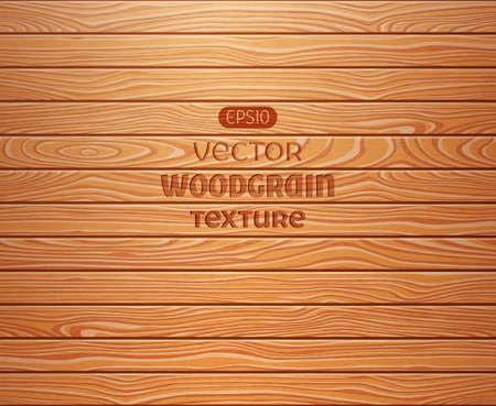 Illustration for Wood texture background. EPS 10 vector illustration. - Royalty Free Image
