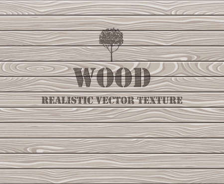 Illustration pour Wood texture Aged oak planks background. - image libre de droit