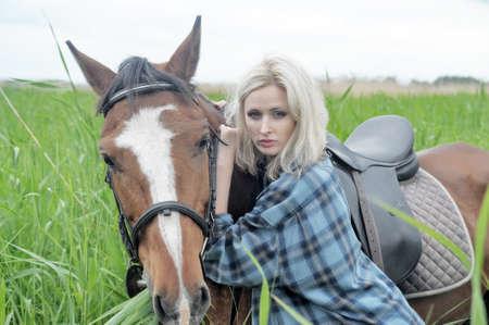 Gorgeous Horserider