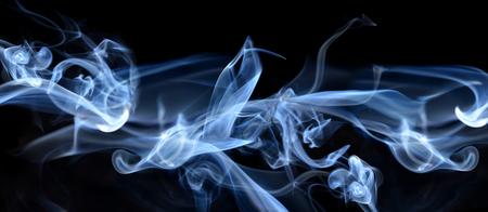 Foto de Smoke background - Imagen libre de derechos