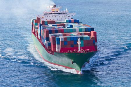 Foto de Container Ship - Imagen libre de derechos