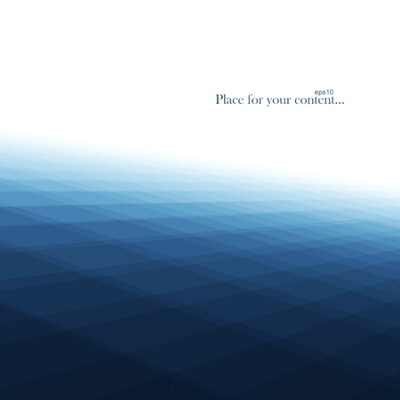 Illustration pour Abstract blue background. Similar to water. Vector illustration eps10. - image libre de droit